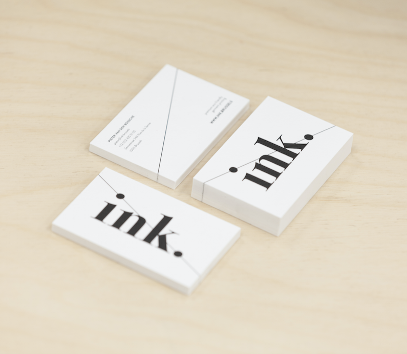 ink business cards